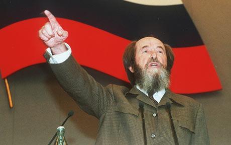 Resultado de imagen para Alexander Solzhenitsyn