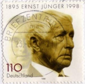 Ernst_Juenger_stamp