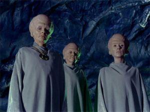 """Conozca a los nietos: los Talosianos de Star Trek, """"La colección de fieras"""""""
