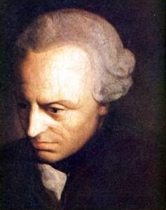 Immanuel Kant, 1724–1804