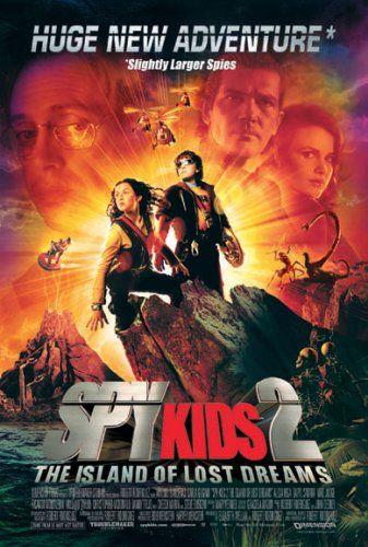 Spy Kids 2 Full Movie