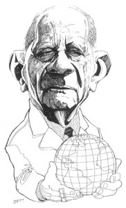Carl Schmitt, 1888–1985
