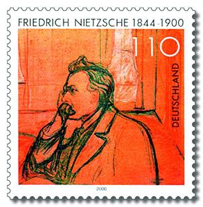 Stamp_Friedrich_Nietzsche
