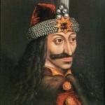Vlad III. Dracula (1431 — 1476) ?e?ený též Naraže? na k?l resp. Napichova? (rumunsky ?epe?)