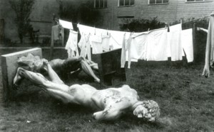 Arno Breker sculptures in 1945