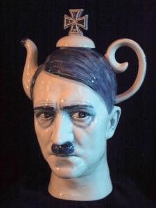 Charles Krafft, Hitler teapot