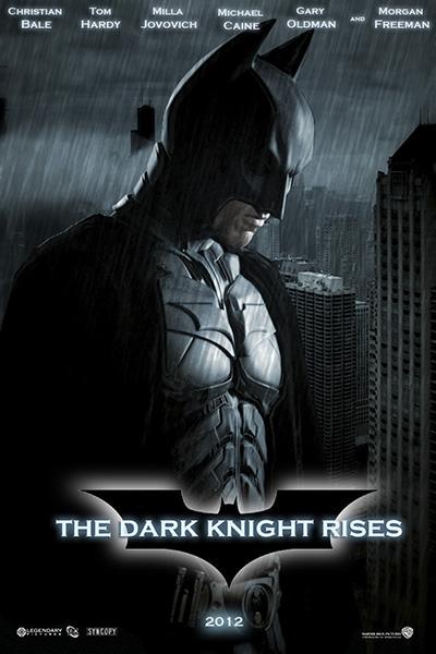 dark knight series in order
