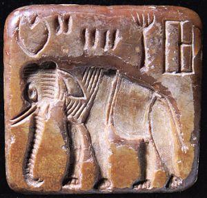 Indus Valley elephant