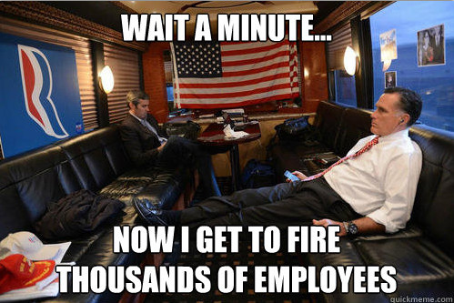 Sudden Realization Romney
