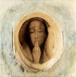 Silence_Odilon-Redon_sm