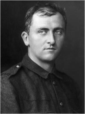 Thomas Ernest Hulme, 1883–1917