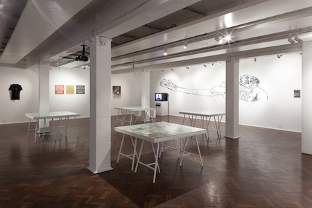 Stewart Home, Retrospective at SPACE, London, 2012