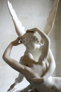 "Antonio Canova's ""Amor and Psyche,"" 1793"
