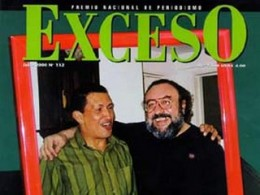 Hugo Chavez and Norberto Ceresole