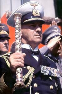 Grand Admiral Erich Raeder