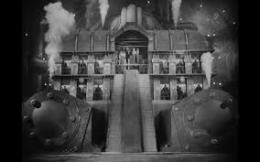 Metropolis -- the Heart Machine