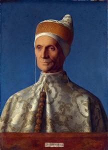 Giovanni Bellini, Portrait of Doge Leonardo Loredan, 1501