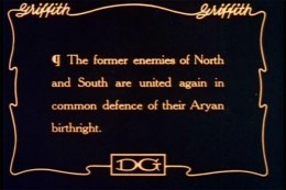 Intertitle-North & South Aryan birthright