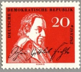 Fichte dedicated his life not only to finding the truth but to proclaiming it to the world, regardless of the consequences. His stirring Addresses to the German Nation, delivered at the risk of arrest or even death at the hands of the French authorities, marked the dramatic high point of his public career, but his contributions to the philosophical basis of the Romantic movement were even more valuable to his posterity. Fichte stressed the importance of intuitive knowledge, that deep wisdom which lies in the race-soul and is sustained by the Universal Consciousness.
