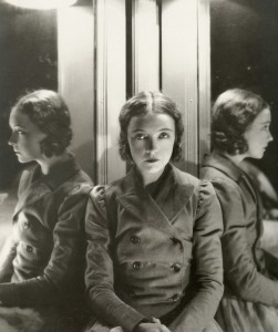 Lillian Gish by Cecil Beaton