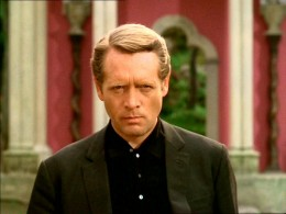 Patrick McGoohan in The Prisoner