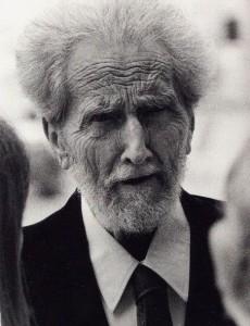 Ezra Pound a Spoleto,1968