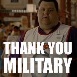 thankyoumilitary