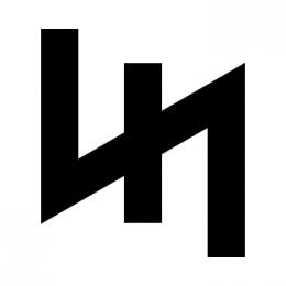 The Wolfsangel, the original emblem of the Golden Dawn