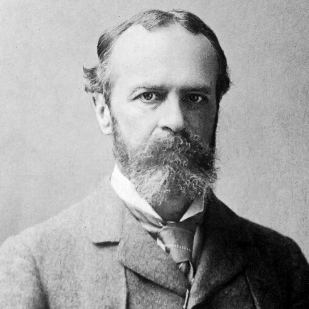 William James - William-James-1890