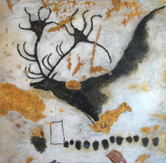 Lascaux deer