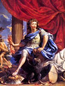 Louis XIV, 1655