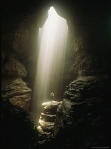 lightincave
