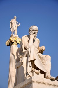 statues-of-socrates-and-apollo-george-atsametakis