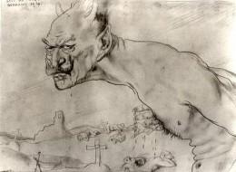 Figure 3: Kaiser Wilhelm as the devil