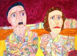 "Figure 7: Jonathan Bowden, ""Hitler and Leni"""
