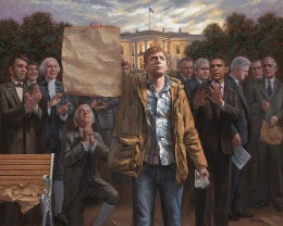 "Jon McNaughton, ""The Empowered Man"""