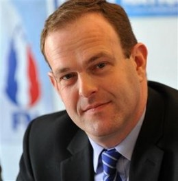 Steeve Briois: Mayor of Hénin-Beaumont, Pop. 30,000