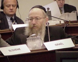 A pious man: Yaakov Litzman, the leader of an inquiry?