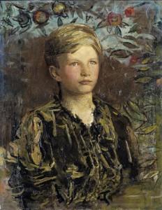Abbott Handerson Thayer, Townsend Bradley Martin, 1919