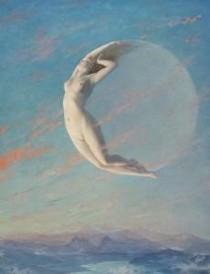 Albert Aublet, New Moon