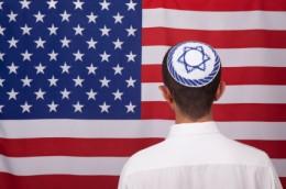 Jew-Yarmulke-American-Flag