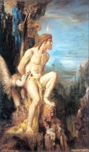Gustave Moreau, Prometheus