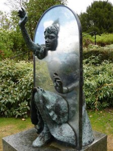 Jeanne Argent, Alice Through the Looking Glass