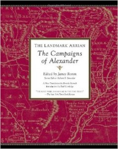 The Landmark Arrian-The Campaigns of Alexander