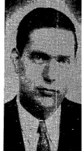 The rarely-photographed H. Keith Thompson, Jr. in 1954