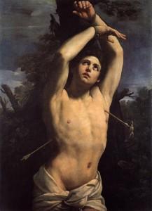 Guido Reni, St. Sebastian, c. 1616
