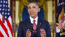More mush from the chimp: Obama declares war on ISIS