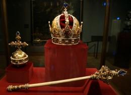 Crown jewels of Austria