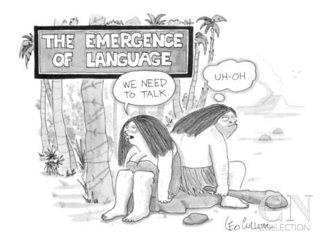 emergenceoflanguage