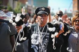 """Shit Test"" in Ferguson, Missouri"
